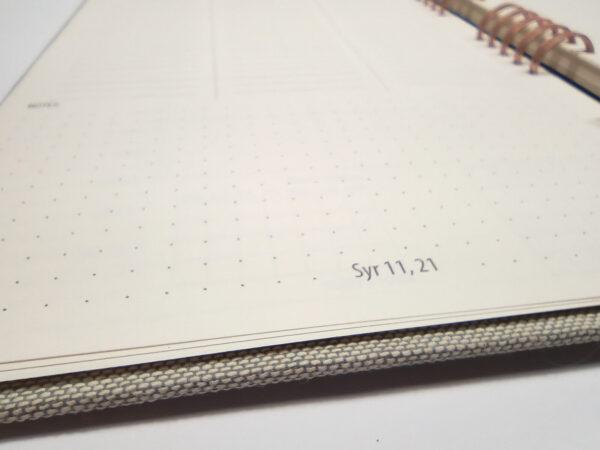 Kalendarz 2021 cytat