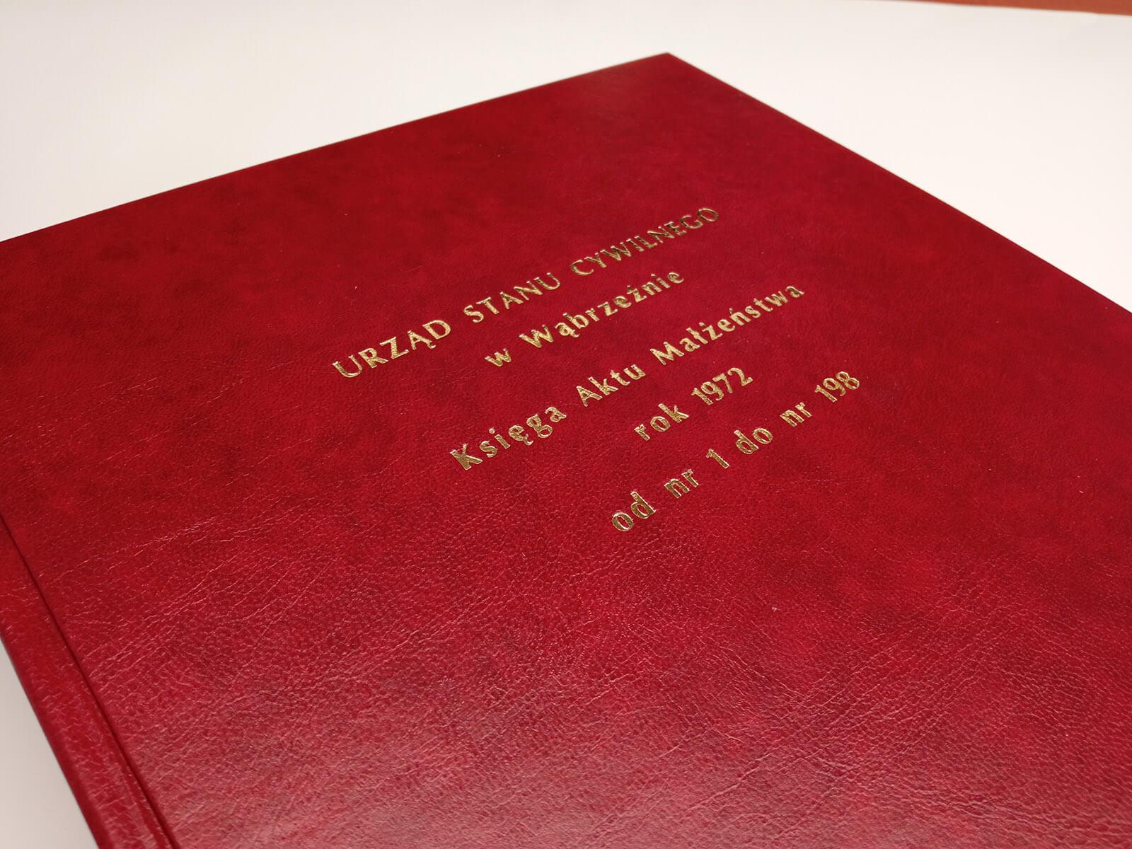 Księgi Urzędu Stanu Cywilnego